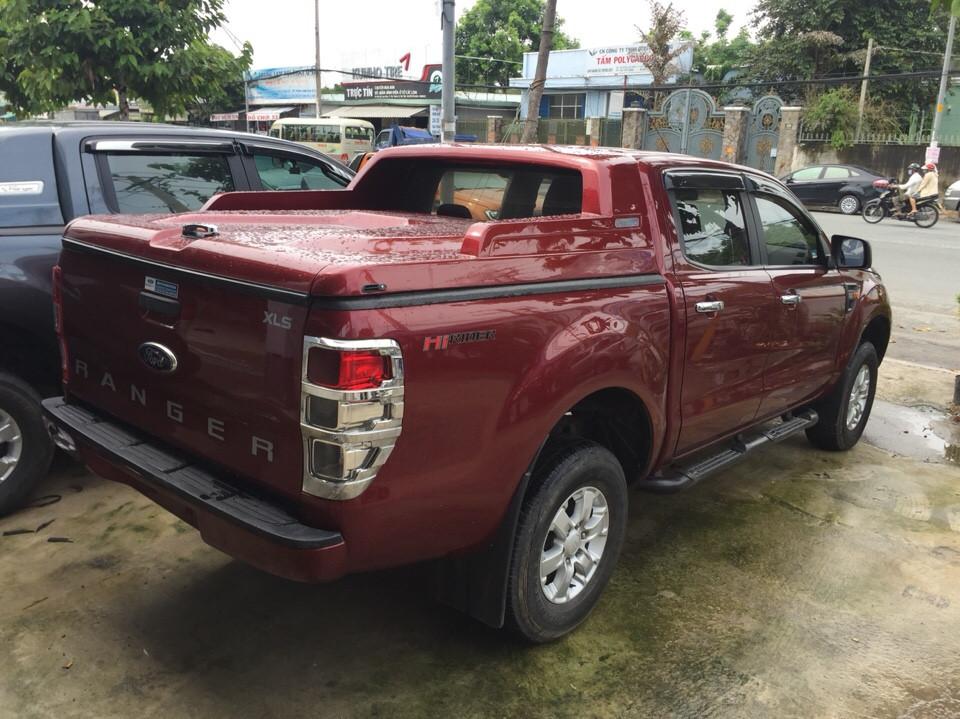 Ford ranger 22l số sàn đời 2013 màu đỏ - 4