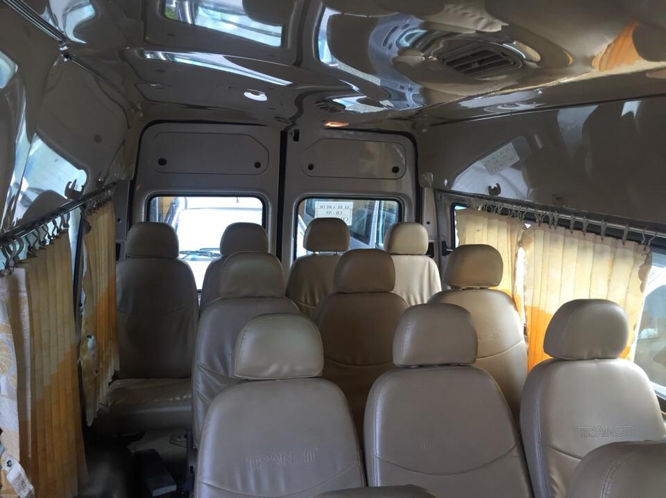 Ford transit 16 chỗ cũ đời 2013 xe không kinh doanh dịch vụ - 7