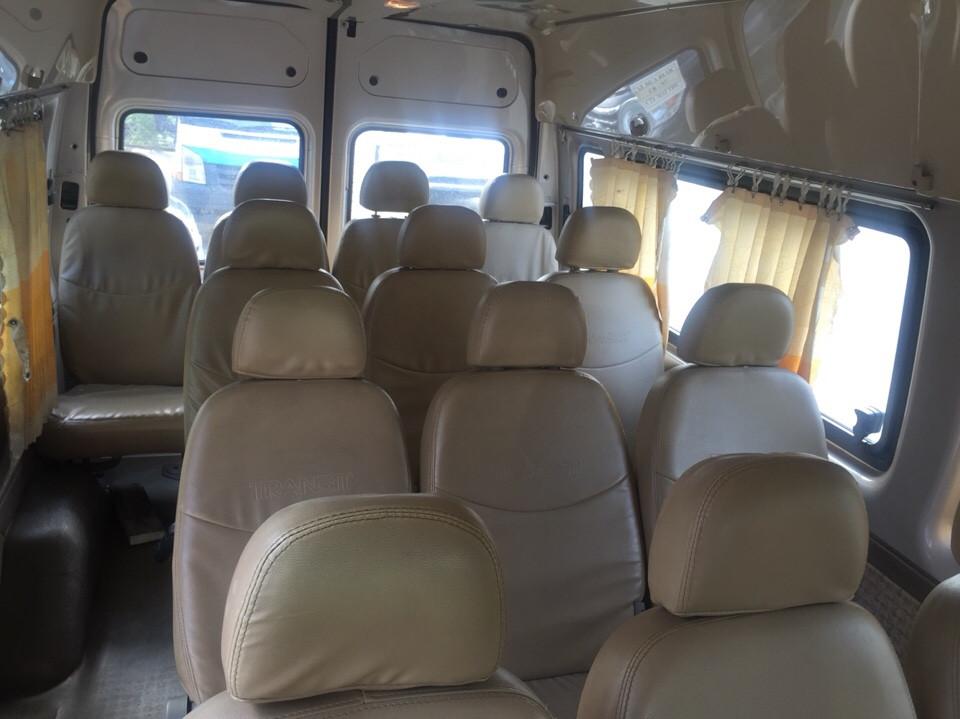 Ford transit 16 chỗ cũ đời 2013 xe không kinh doanh dịch vụ - 5