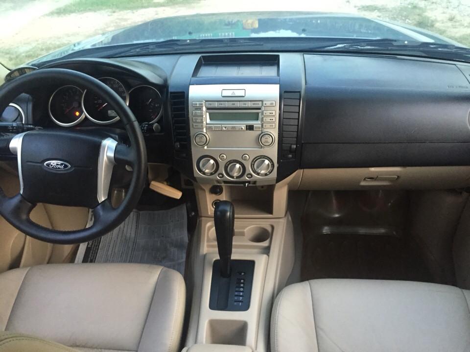 Ford everest limited model 2010 số tự động màu ghi xám - 5