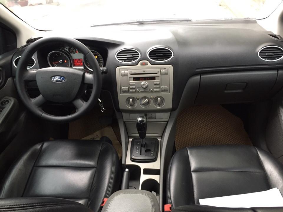 Bán xe ford focus cũ đời 2012 số tự động màu ghi xám 1 đời chủ - 5