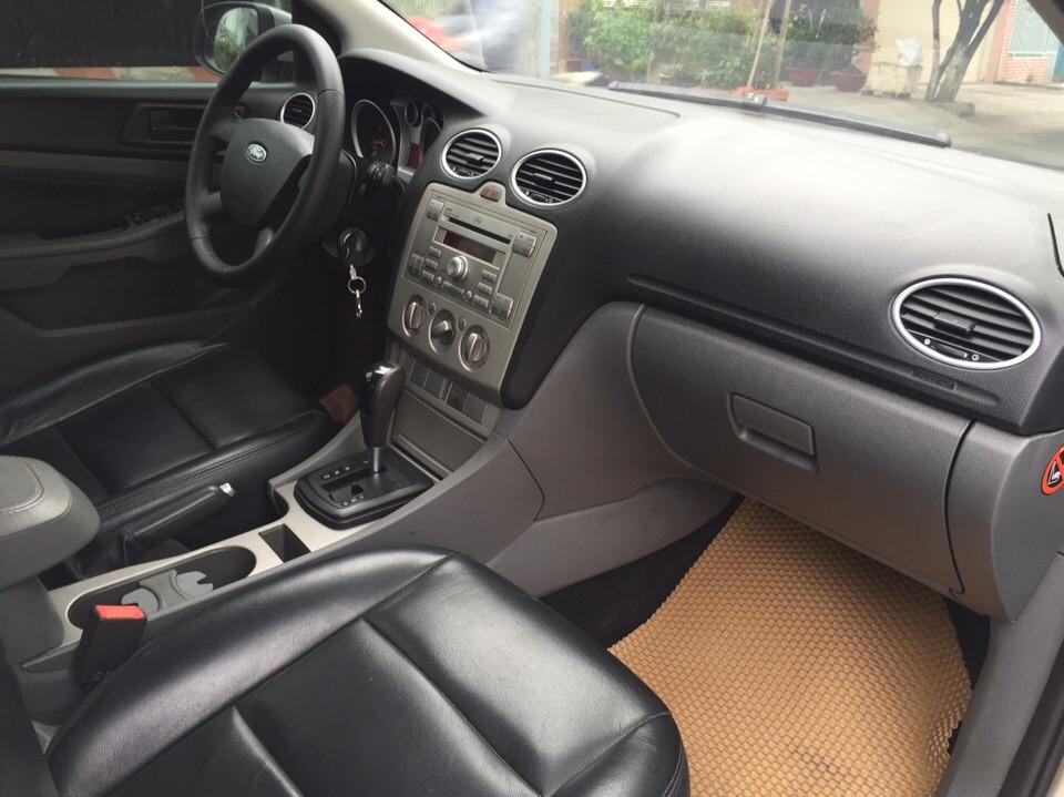 Bán xe ford focus cũ đời 2012 - hacthback màu ghi - 2