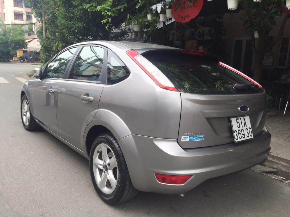 Bán xe ford focus cũ đời 2012 số tự động màu ghi xám 1 đời chủ - 2