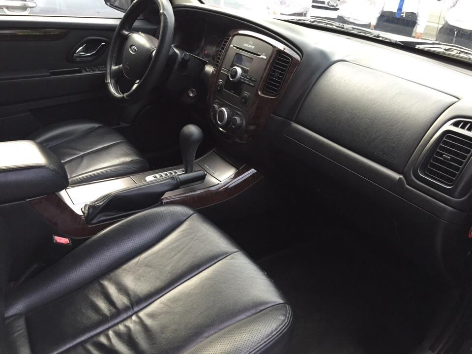 Ford escape xlt cũ 2 cầu đời 2011 màu xám - 3