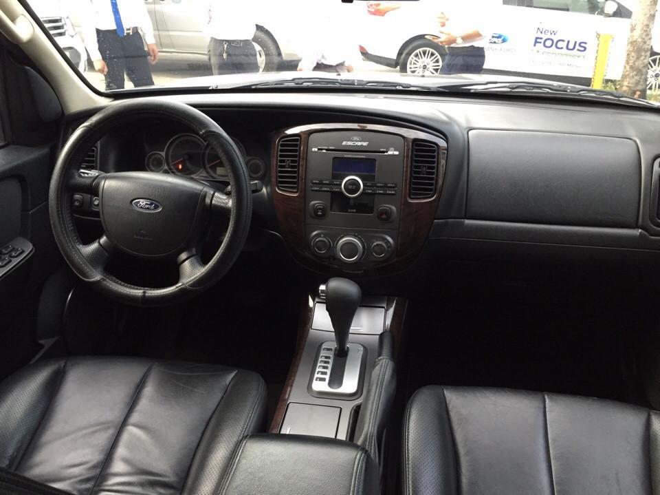 Ford escape xlt cũ 2 cầu đời 2011 màu xám - 4