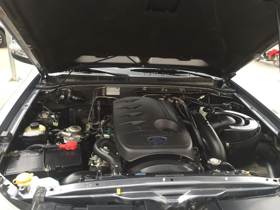 Bán xe ford everest cũ số tự động đời 2010 màu xám - 3