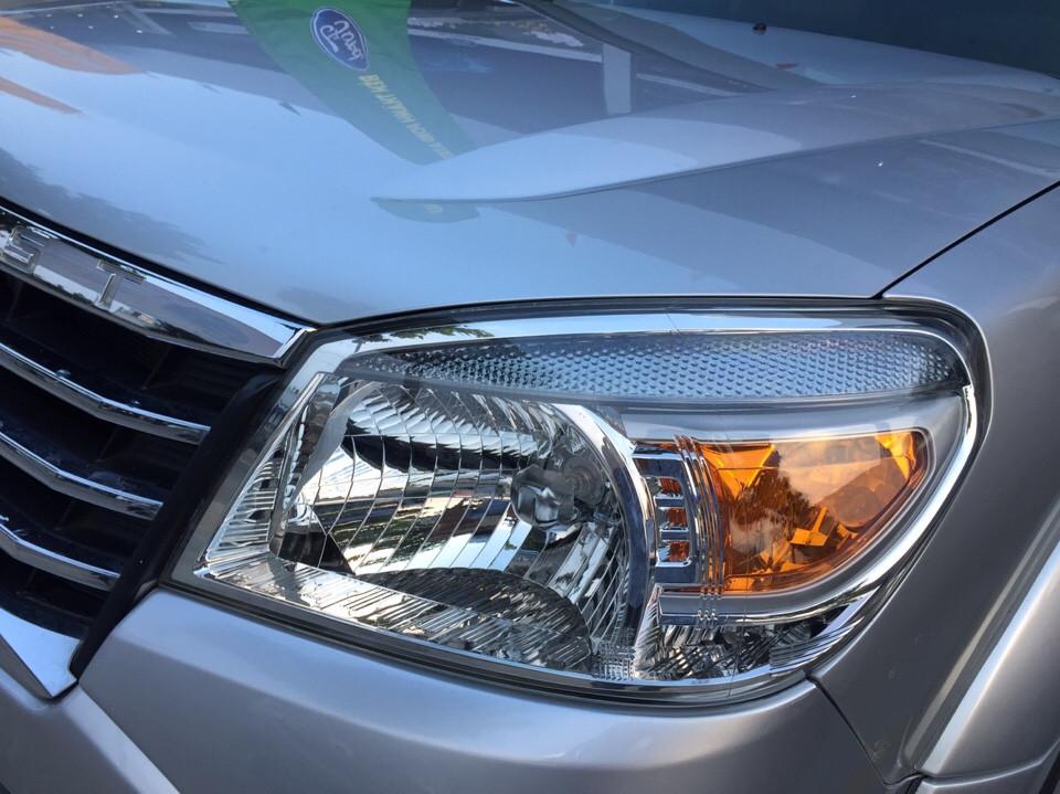 Ford everest limited đăng ký 32012 màu ghi bạc - 1