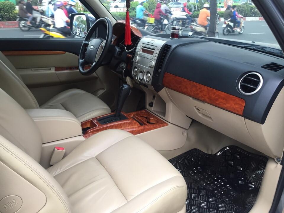 Xe ford everest cũ số sàn đời 2009 màu đen - 3