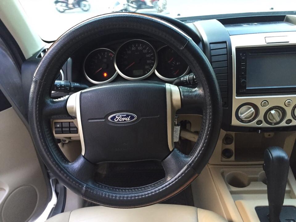 Ford everest limited đăng ký 32012 màu ghi bạc - 5