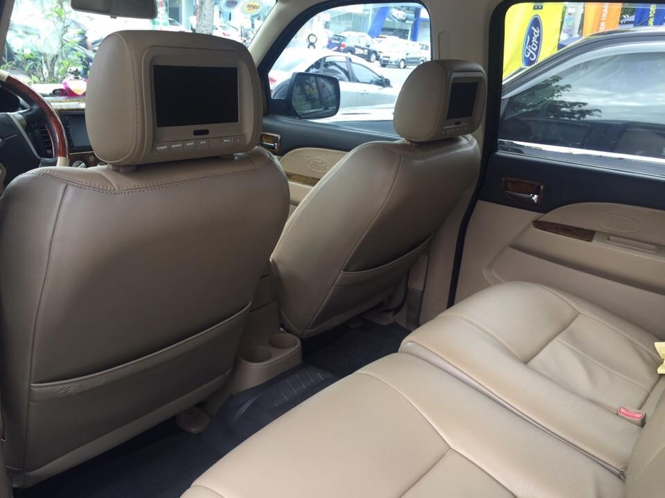 Xe ford everest cũ số sàn đời 2009 màu đen - 5