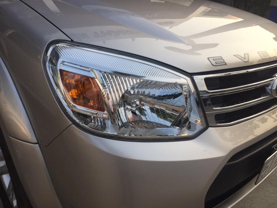 Bán xe ford everest cũ đời 2015 số sàn màu phấn hồng - 2