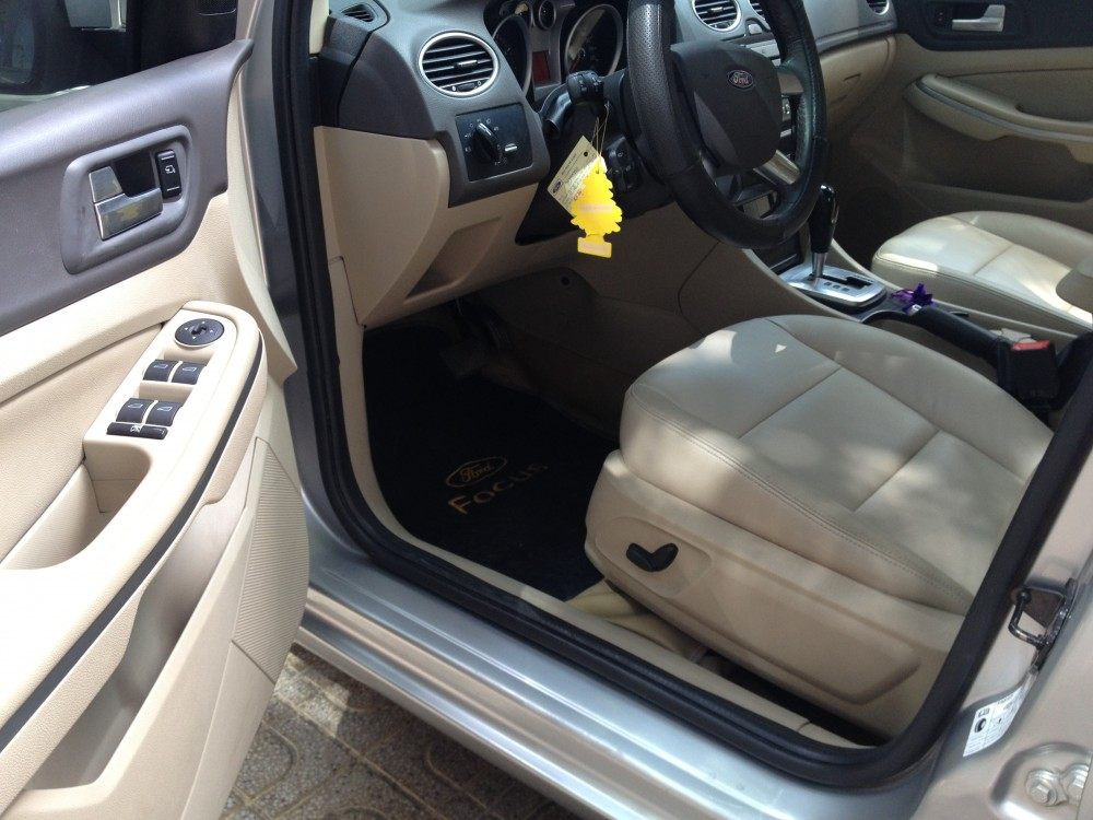 Xe ford focus 20 cũ đời 2011 màu ghi bạc - 3
