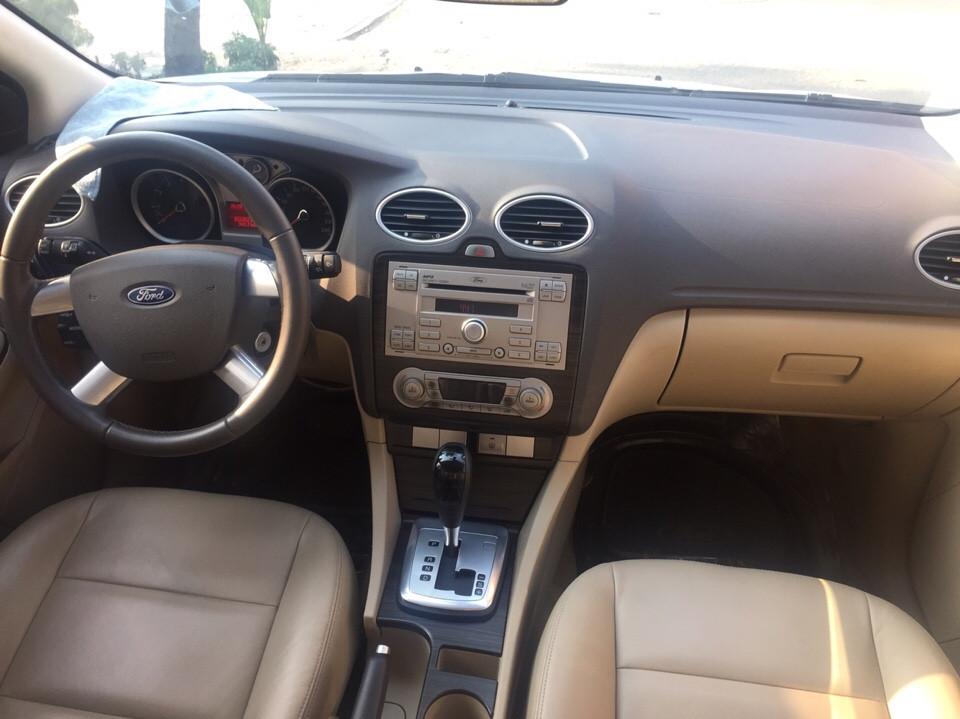 Xe ford focus 20 cũ đời 2011 màu ghi bạc - 4