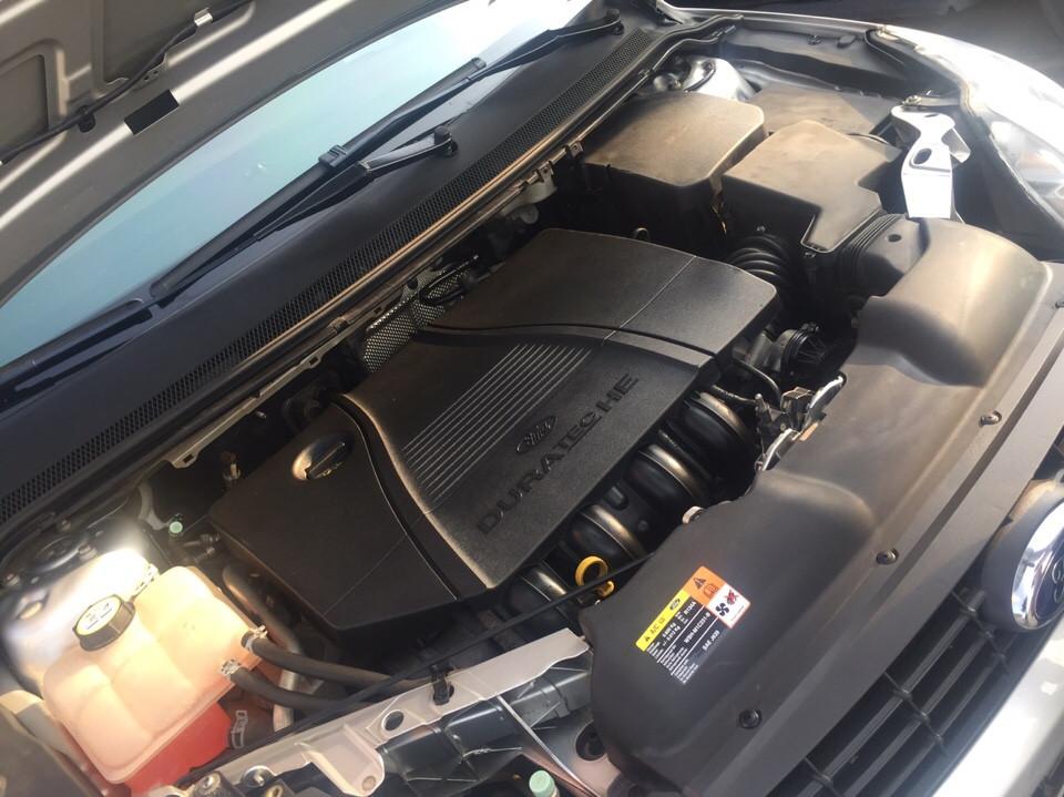 Xe ford focus 20 cũ đời 2011 màu ghi bạc - 6