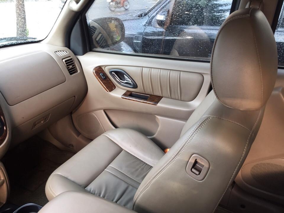 Ford escape cũ 2002 màu đen 1 chủ - hiếm gặp - 4