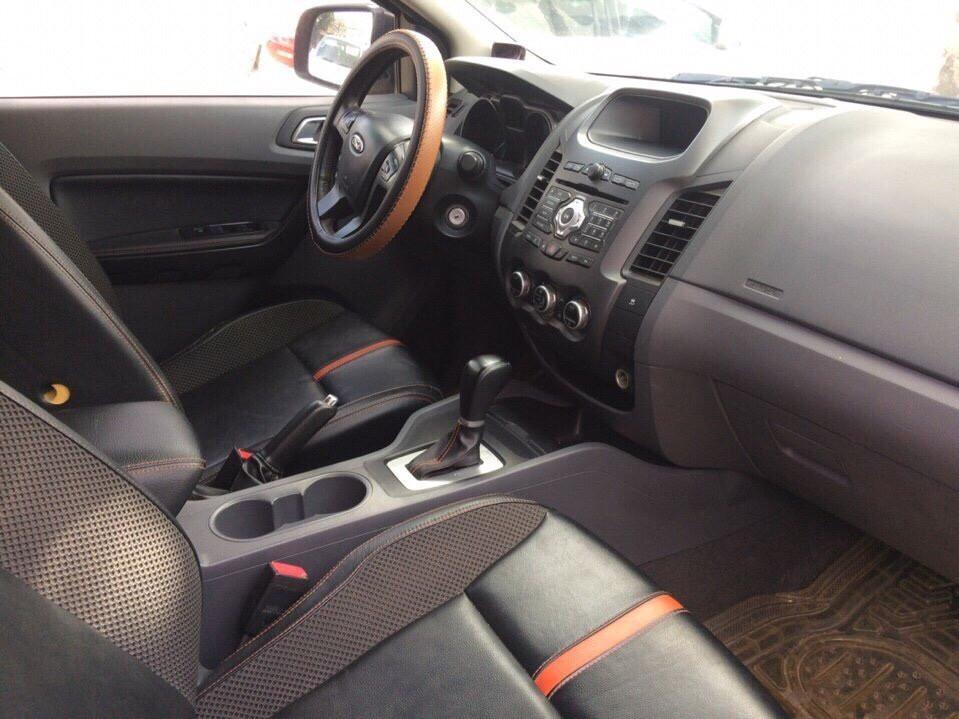 Ford ranger wildtrack cũ đời 2014 xe 1 đời chủ - 1