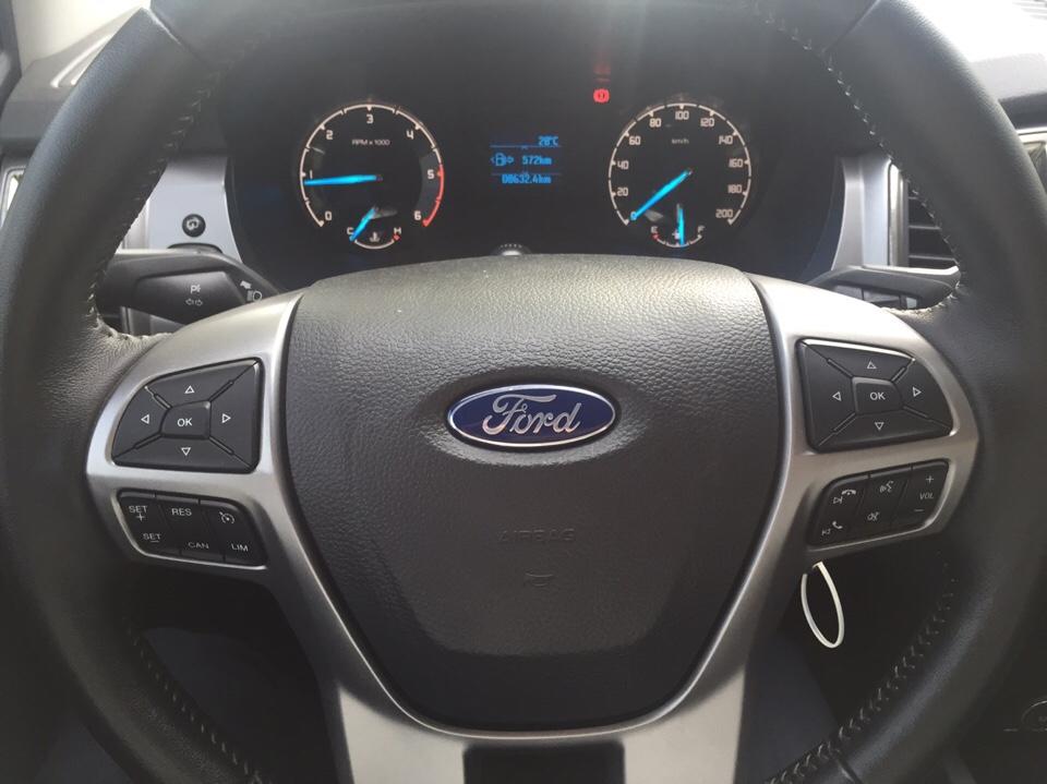 Ford ranger xlt 2 cầu đời 2016 chạy lướt - 5
