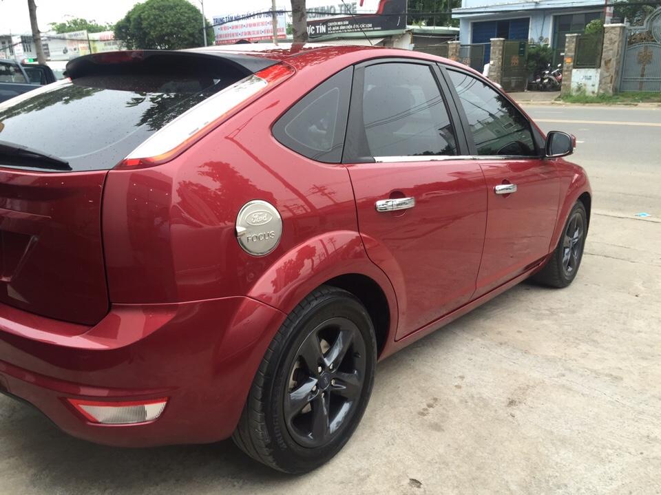 Ford focus 18l đời 2012 màu đỏ - 4