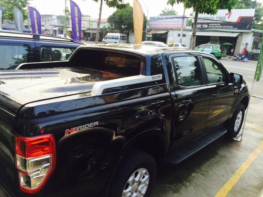 Ford ranger xls mt đời 2016 màu đen phong thủy - 4