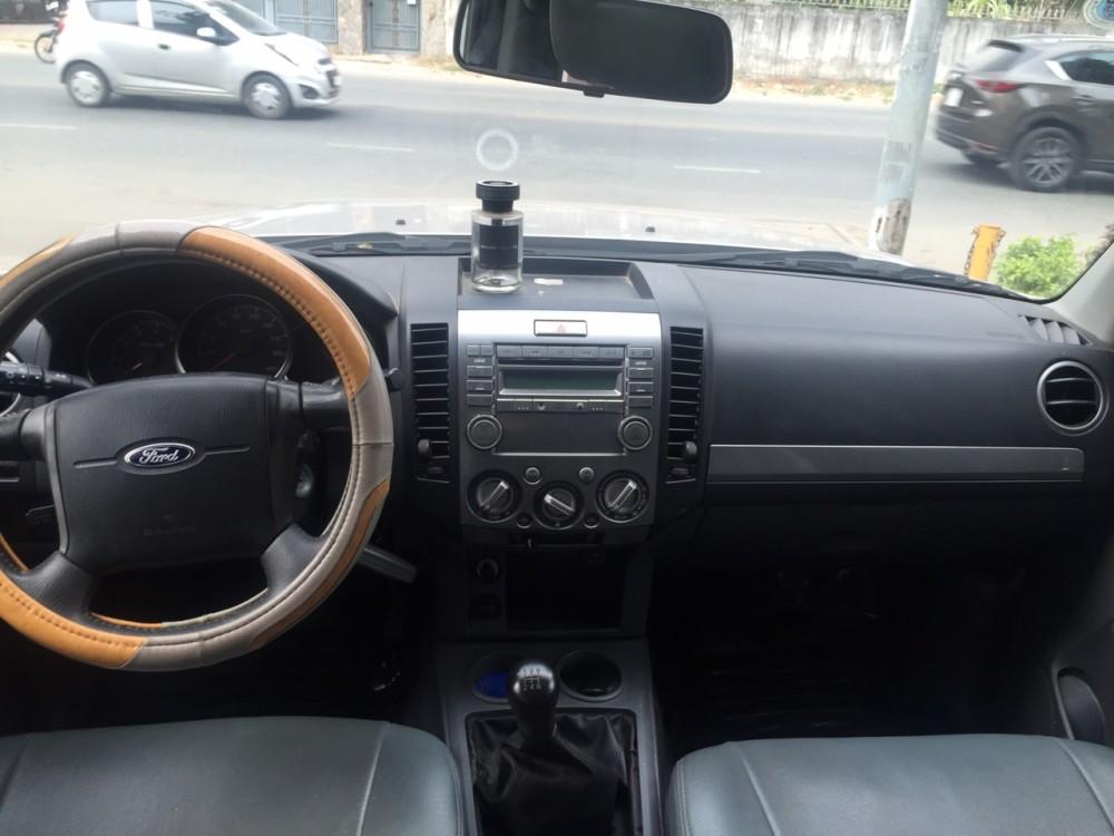 Ford everest số tay - sx 2013 - màu ghi vàng - 5