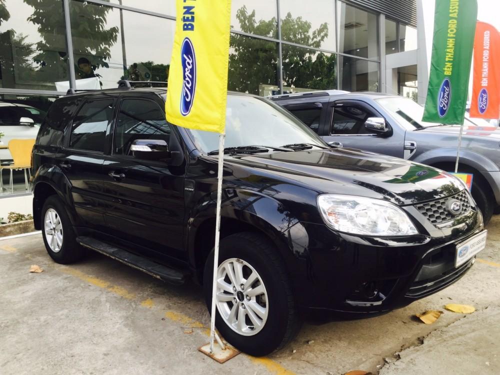 Ford escape 2012 màu đen và xám - 4