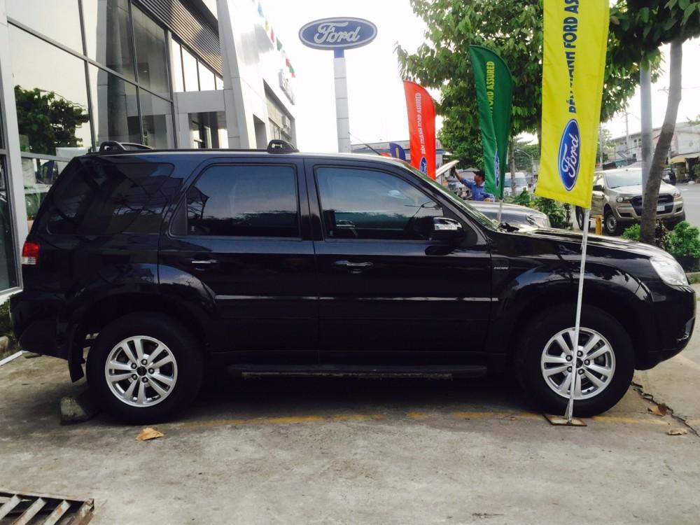 Ford escape 2012 màu đen và xám - 5