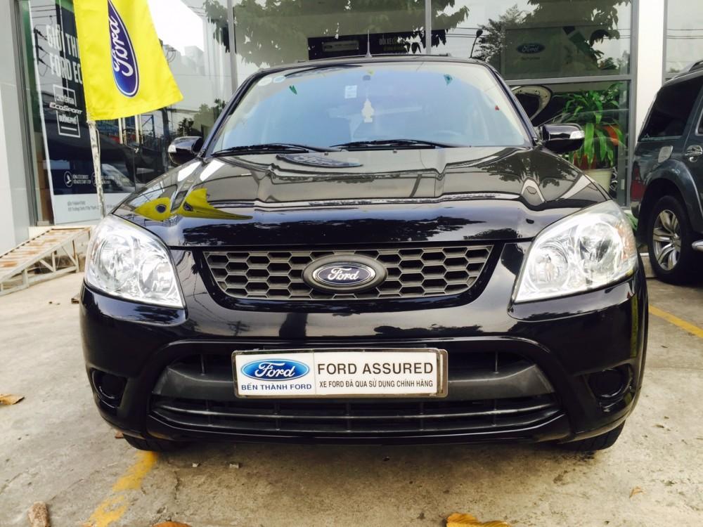 Ford escape 2012 màu đen và xám - 3