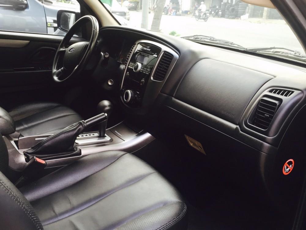 Ford escape 2012 màu đen và xám - 2