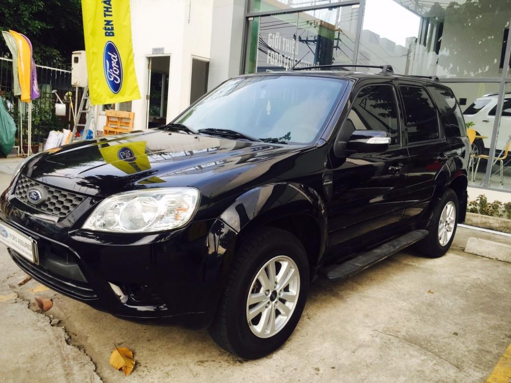 Ford escape 2012 màu đen và xám - 6
