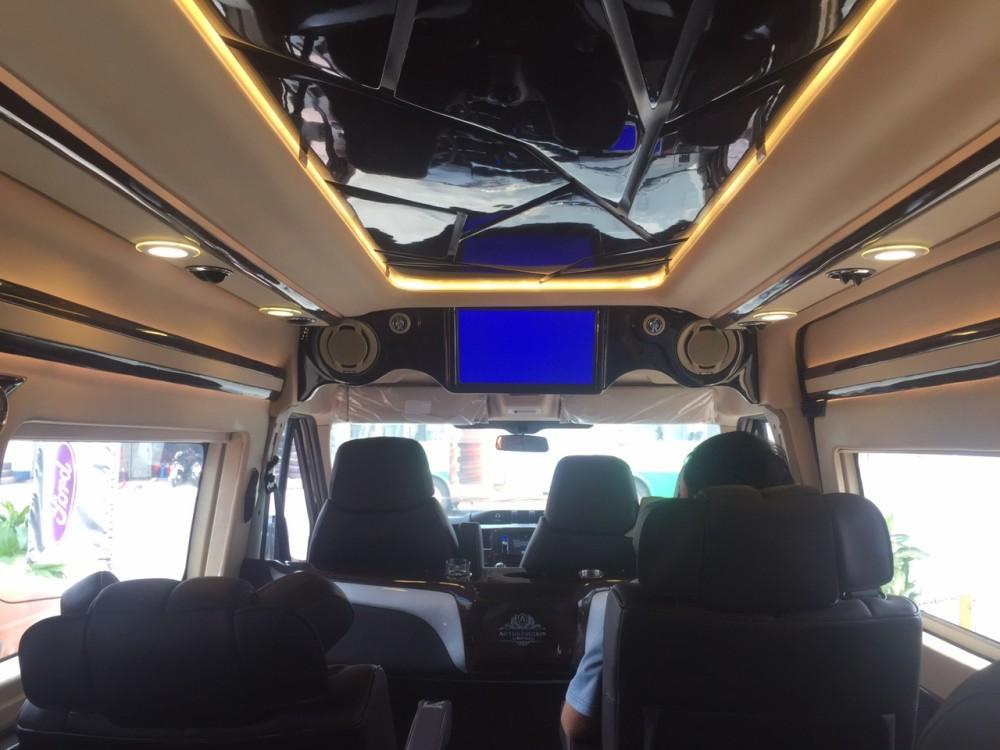 Ford transit lomousine - 10 chỗ ngồi - 11