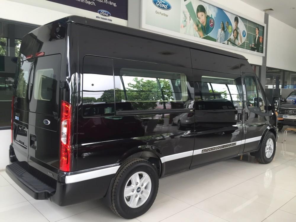 Ford transit lomousine - 10 chỗ ngồi - 6