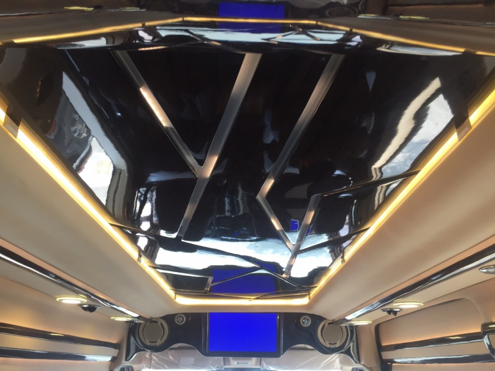 Ford transit lomousine - 10 chỗ ngồi - 14