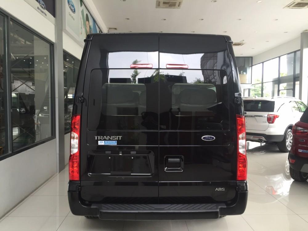 Ford transit lomousine - 10 chỗ ngồi - 7