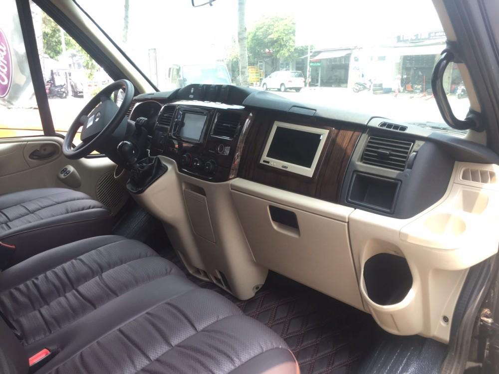 Ford transit lomousine - 10 chỗ ngồi - 8