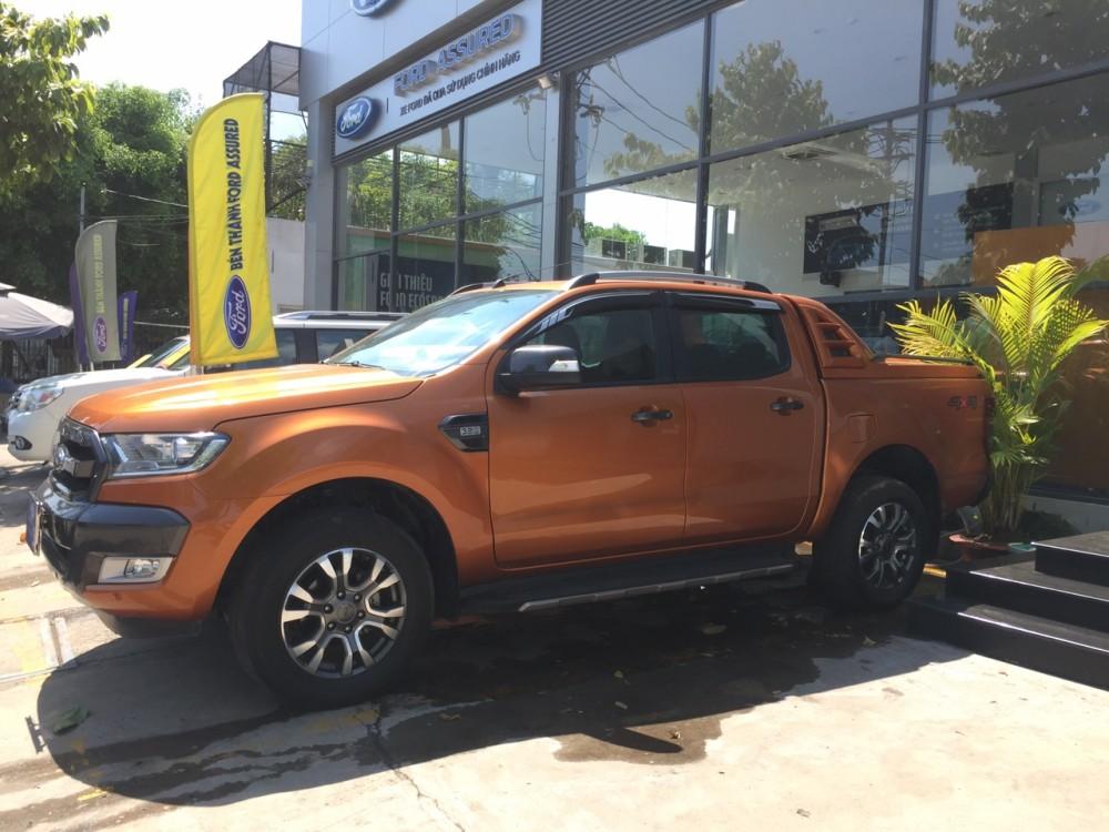 Ford ranger 32 wildtrack - 2016 - 1 chủ - 2