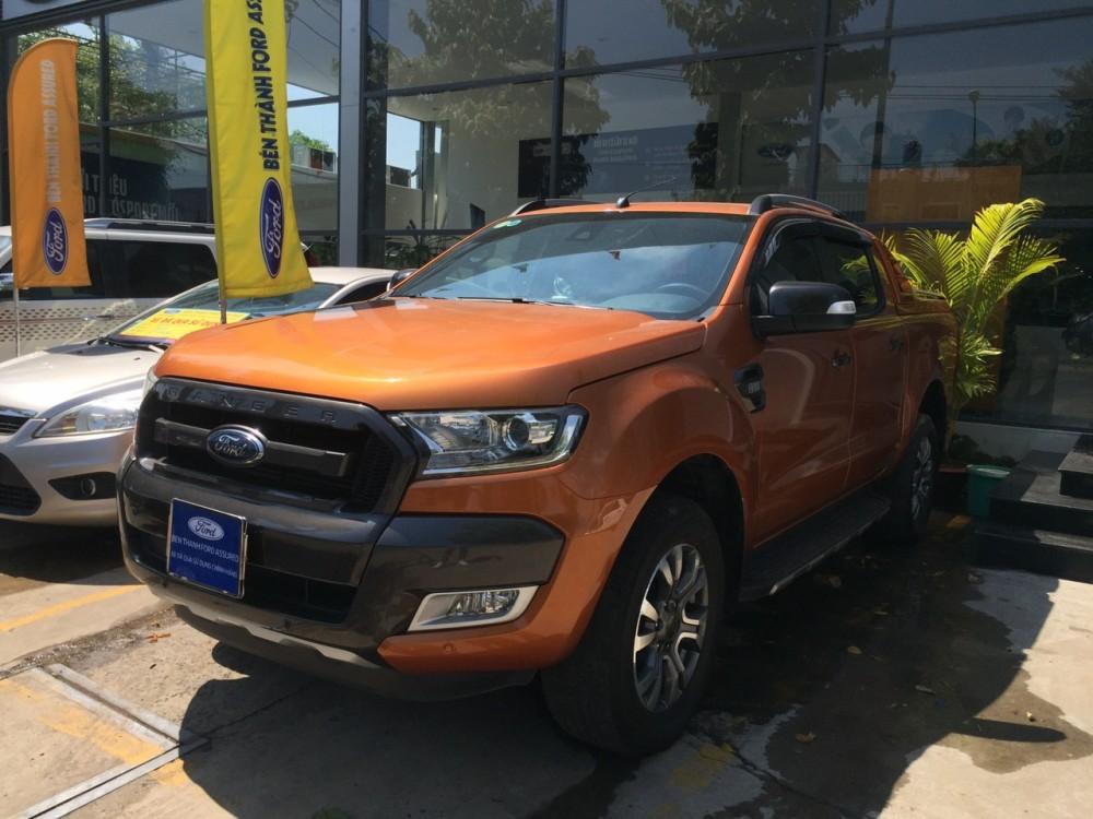 Ford ranger 32 wildtrack - 2016 - 1 chủ - 1