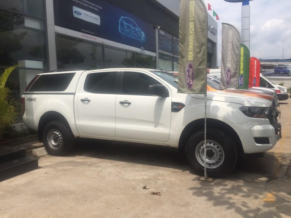 Ford ranger 2 cầu - sản xuất 2016 - màu trắng - 2