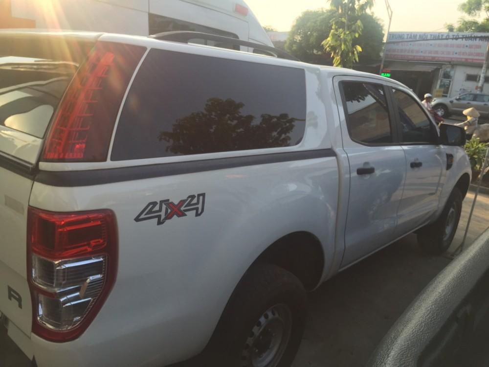 Ford ranger 2 cầu - sản xuất 2016 - màu trắng - 5