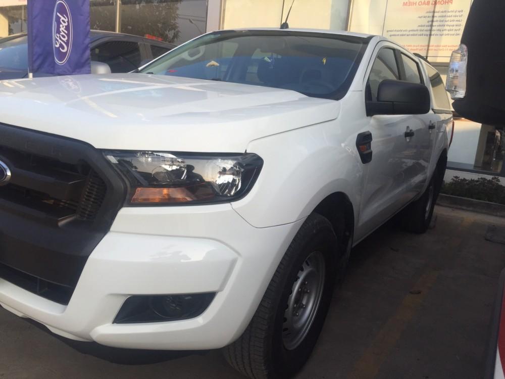 Ford ranger 2 cầu - sản xuất 2016 - màu trắng - 1