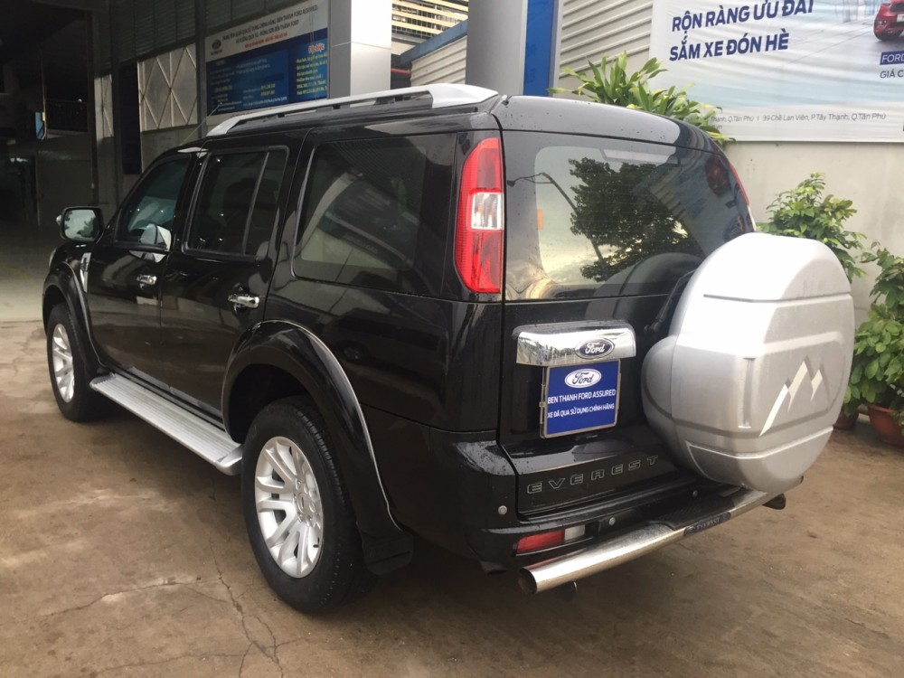 Ford everest 2 cầu 4x4 mt - sản xuất 2014 - 7