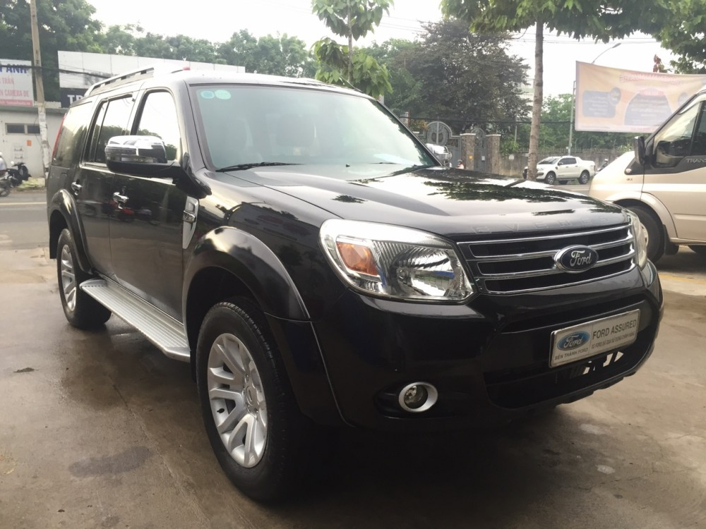 Ford everest 2 cầu 4x4 mt - sản xuất 2014 - 2