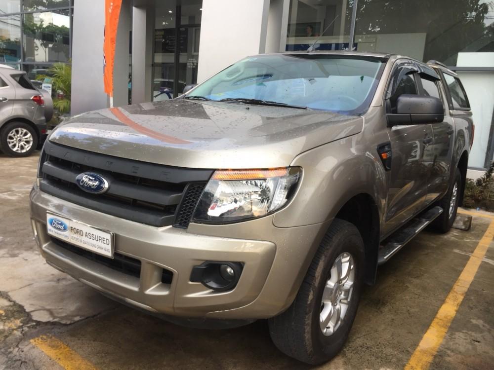 Ford ranger 22l - 2 cầu 4x4 sản xuất 2014 - 2