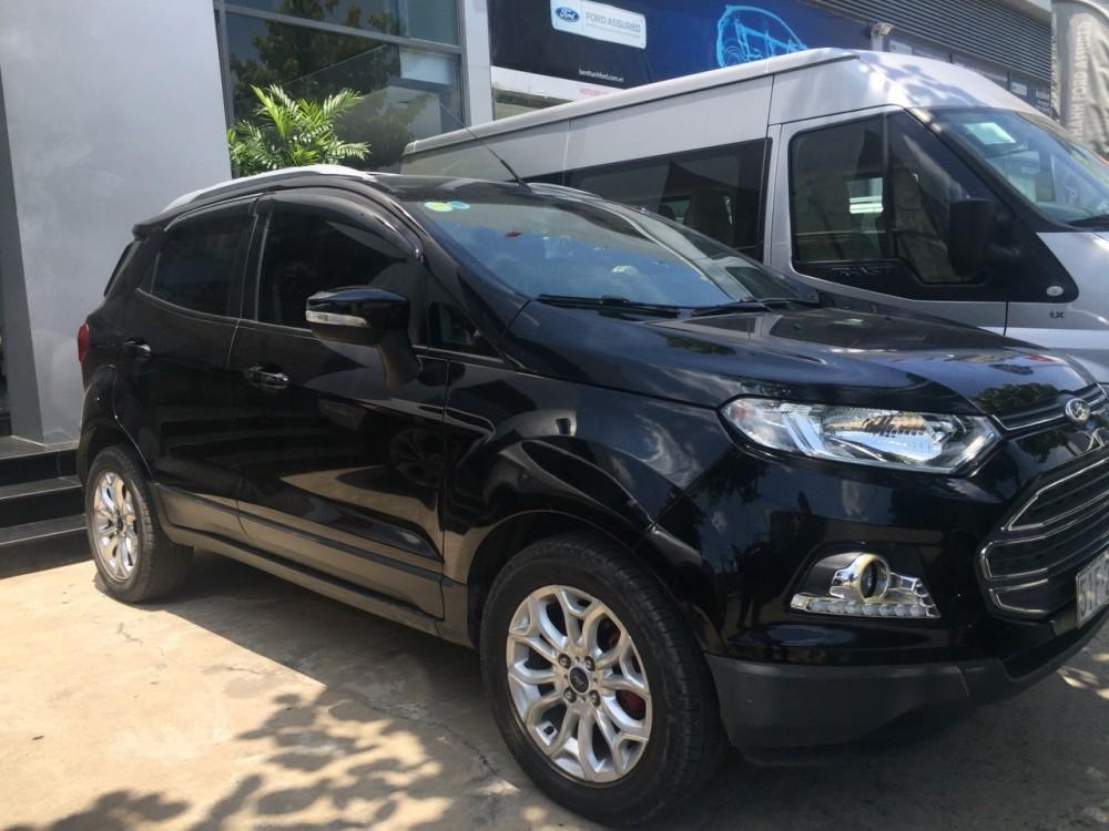 Ford ecosport 15l at titanium 2015 - màu đen - 1