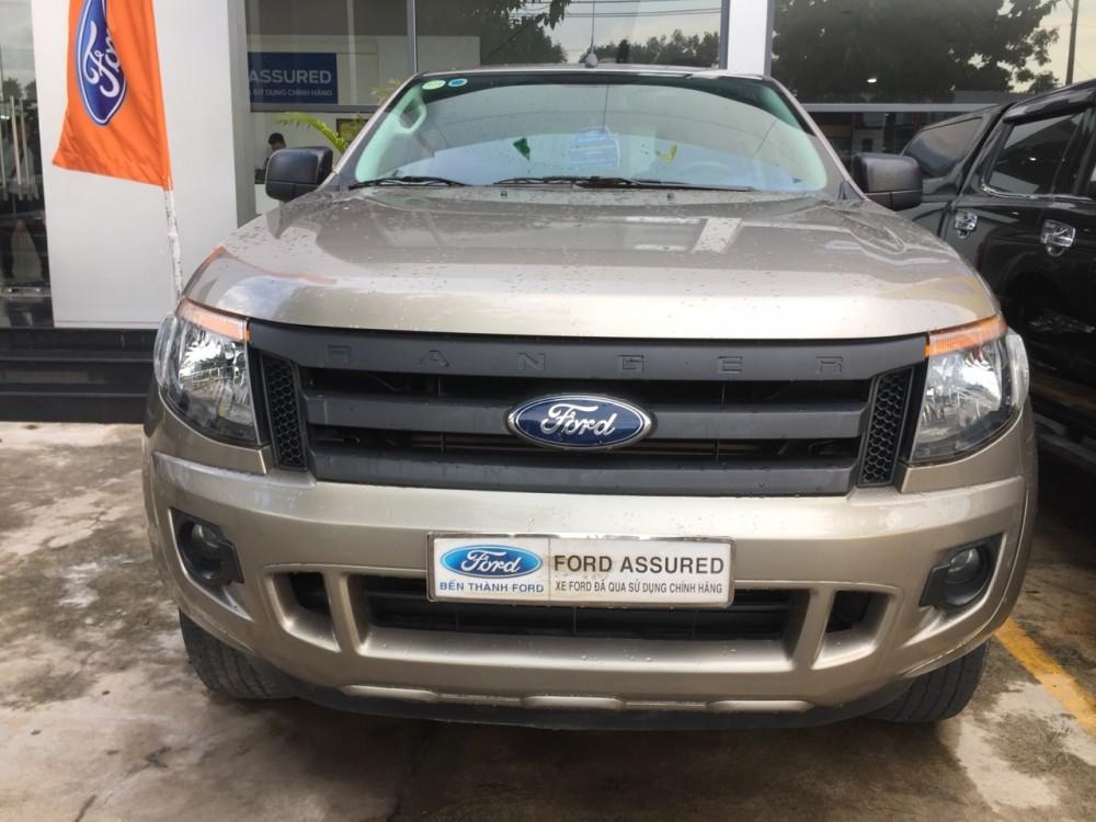 Ford ranger 22l - 2 cầu 4x4 sản xuất 2014 - 1