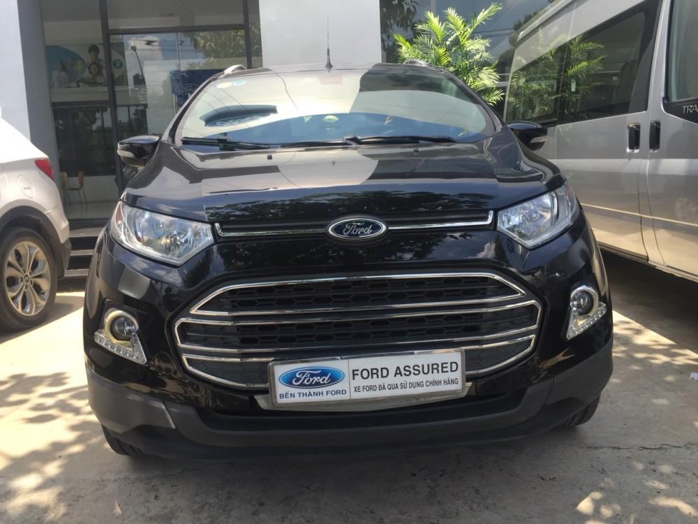 Ford ecosport 15l at titanium 2015 - màu đen - 3