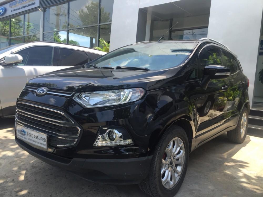 Ford ecosport 15l at titanium 2015 - màu đen - 2