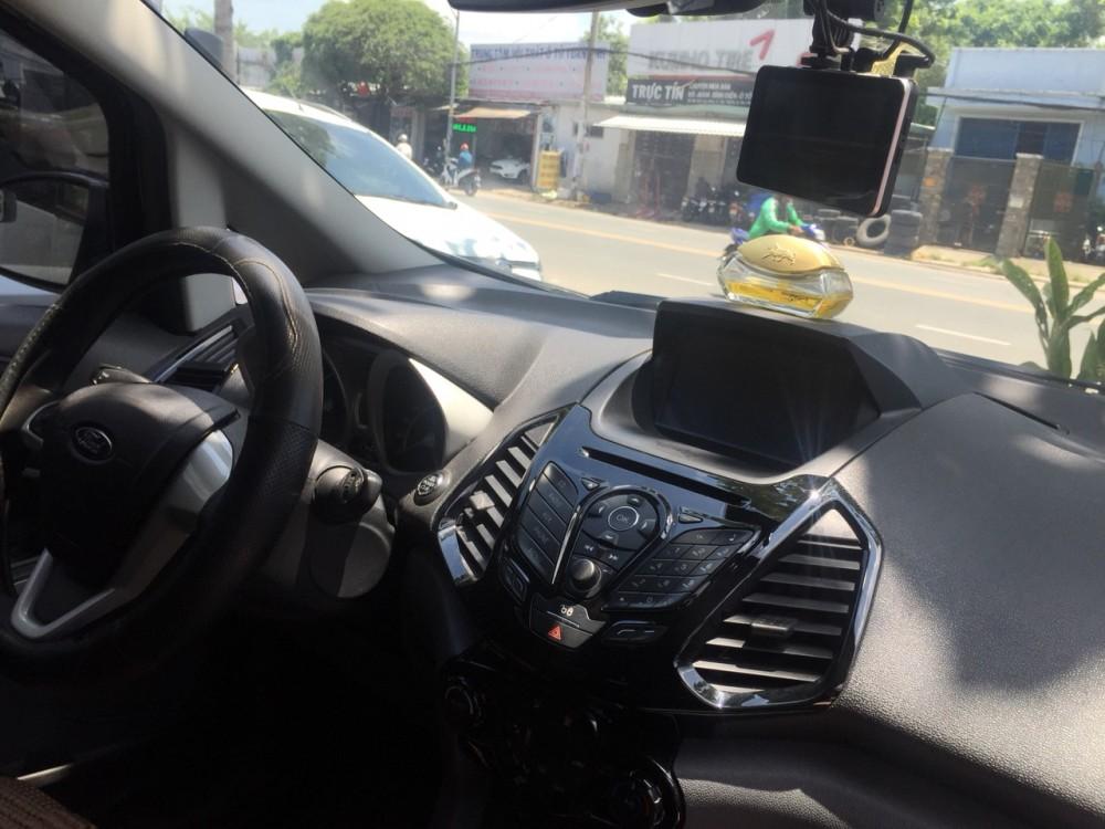 Ford ecosport 15l at titanium 2015 - màu đen - 4