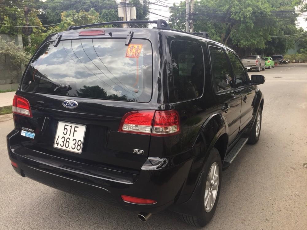 Ford escape xls - sản xuất 2012 - màu đen - 4