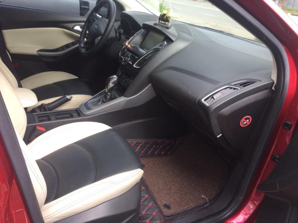 Ford focus 15s - đăng ký 12017 - màu đỏ - 6