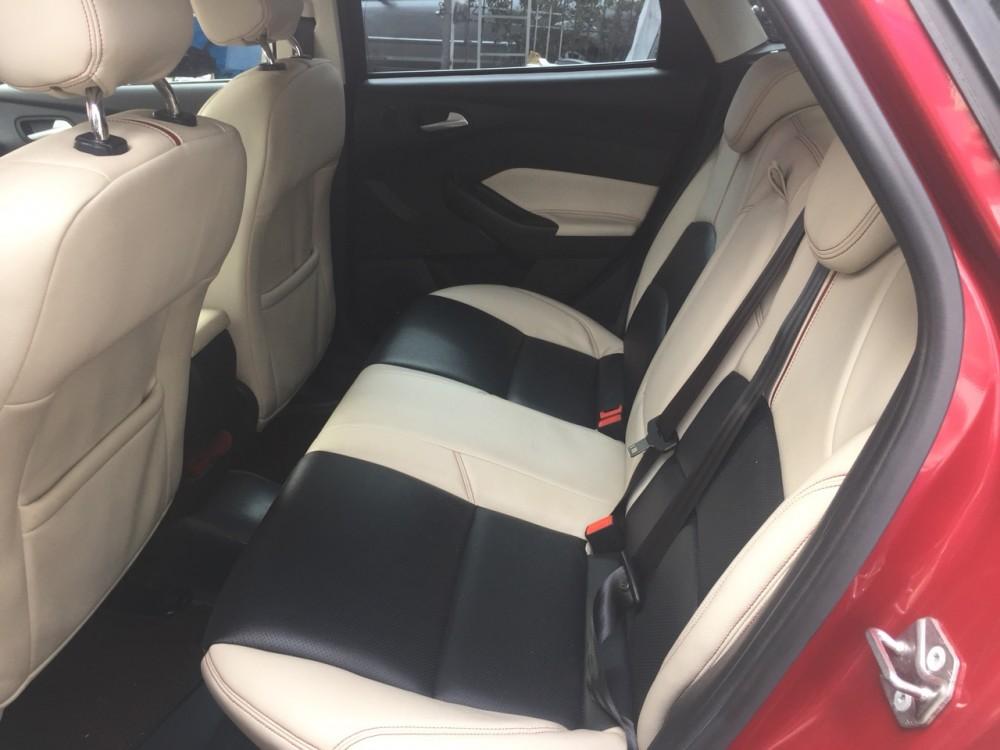 Ford focus 15s - đăng ký 12017 - màu đỏ - 7